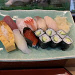 黄金寿司 - 料理写真: