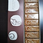 123255937 - と~っても美味しい焼き菓子で~す♫