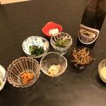 Kinokawa - 小鉢攻勢