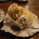Mironganuoba - バニラアイスクリーム