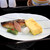 道後山の手ホテル - 料理写真:味噌漬けの焼魚とだし巻きなど