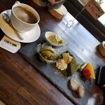 四郷カフェ - 料理写真: