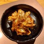 炭火焼 ホンマ - 浅漬けキムチ
