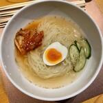炭火焼 ホンマ - 盛岡冷麺