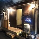 123261308 - 「東銀座駅」から徒歩約3分、歌舞伎座裏の路地裏