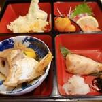 魚勝 - 和食昼弁当メイン