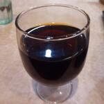 華龍飯店 神保町 - アイスコーヒーがつきました