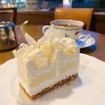 123262720 - 裏ごししたメークインを使ったクリームとホワイトチョコレートの相性は抜群!                       控えめで上品な甘さがクセになります꒰ ♡´∀`♡ ꒱