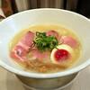 人生夢路 徳麺 - 料理写真:真鯛白湯中華そば