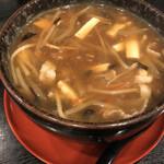 中国小皿酒家 萬徳 - 料理写真:サンラータン麺