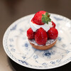 CHANDELIER - 料理写真:2020年1月再訪:タルト・オ・フレーズ☆