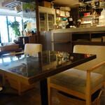 NK Diner 193 - 内観