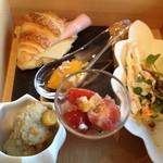 Ribaritoritogaraku - 朝食一の重