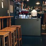 コーヒー ラボ フランク - 店内