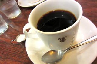 元町サントス - たっぷりの珈琲(通常¥400)