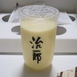 治一郎 - ・「治一郎のプリン(¥378)」