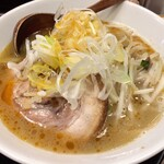麺屋 まるはな - タンメン(830円)