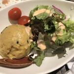 南洲 - 料理写真:ポテトサラダ