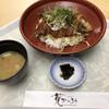 レストラン花回廊 - 料理写真:ソースカツ丼