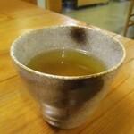 漁火 - 熱い お茶。     2020.01.09