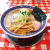 麺&食堂 ぬーじボンボン ニュータイプ - 料理写真:塩煮干しワンタン麺
