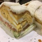 123295451 - 玉子サンド