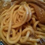 伊吹商店 - モッチリした太麺