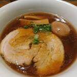 松戸中華そば 富田食堂 - 料理写真:中華そば醤油