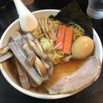 一条流がんこラーメン総本家 - 1月11日限定「上品醤油スペシャル」1200円