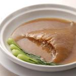 礼華 - 料理写真:一番人気、フカヒレの姿煮