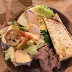 肉と野菜とナチュラルワイン さとう - 料理写真:
