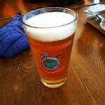 横手山頂ヒュッテ 雲の上のレストラン - 樽生地ビール