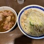 ラーメン ゼンゼン - 料理写真:【2020.1.9】つけ麺900円+豚増し150円+うずら100円