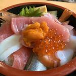 123314674 - 海鮮丼
