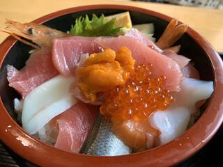 すし食堂 おはん - 海鮮丼