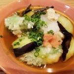 和食ながい - 鱈菊と大和芋の揚げ出し