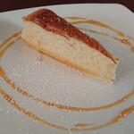 123317539 - ベイクドチーズケーキ300円