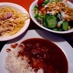 ヒロちゃん - 食べ放題の一例