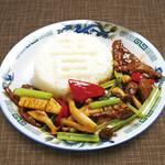 青龍門 - 牛肉盖墝飯