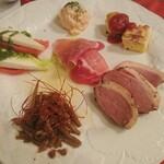 アモーレ・アベーラ - 料理写真:前菜盛り合わせ
