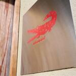 茶屋赤鰐 - トレードマーク