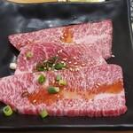 焼肉 みっちゃん - ちょい肉和牛カルビ390円