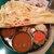 チャンダニー - 料理写真:Bランチ 850円 (19年11月)
