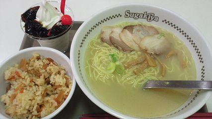 スガキヤ アスティ猪子石店