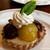 洋風笠間菓子グリュイエール - 料理写真:栗のタルト