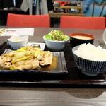 蔵元直営 糀カフェ 悠久乃蔵 - これで1000円