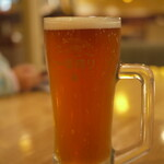レストラン101 - ドリンク写真:志賀高原ビールIPA
