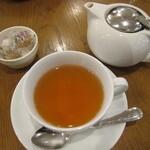 Toasty's - ランチセット:紅茶(選択)