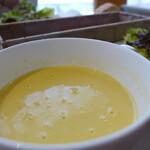Bistro Bisque - コーンスープ