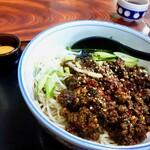 吉野庵 - 黒蕎麦!美味しい!